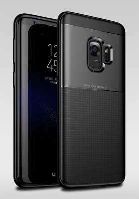 Samsung Galaxy S9 Skal Silikon