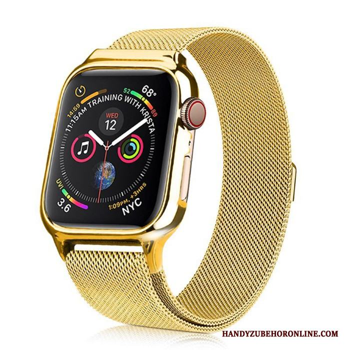 Apple Watch Series 3 Guld Skal All Inclusive Skydd