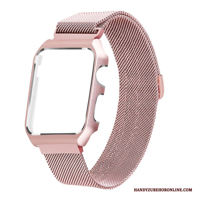 Apple Watch Series 3 Skydd Skal Rosa