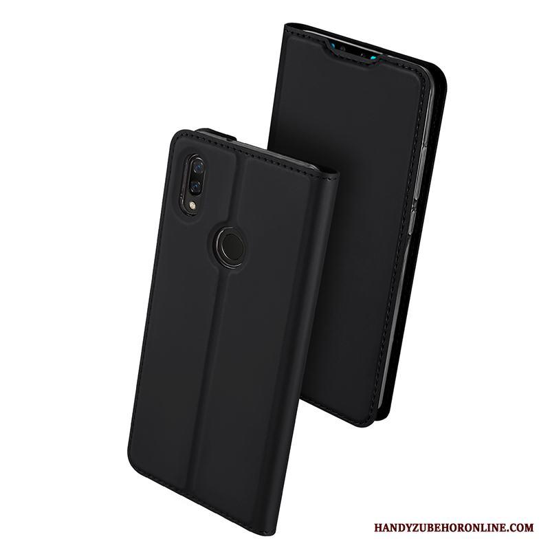 Huawei P Smart 2019 Skal Mobil Telefon Fodral Väska