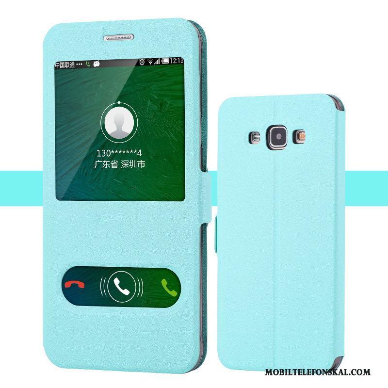 Samsung Galaxy A8 Stjärna Läderfodral Mobil Telefon Skal Telefon Skydd  Trend Täcka Billiga 20bcc459e4f38