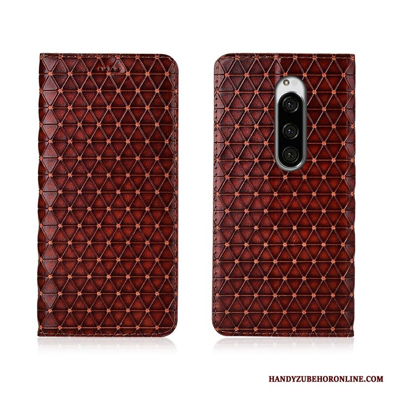 Sony Xperia 1 Mjuk Ny Skal Fallskydd Clamshell All Inclusive Fodral