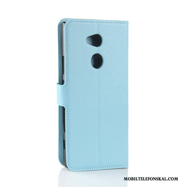 Sony Xperia Xa2 Ultra Kort Laderfodral Skal Telefon Ljusbla